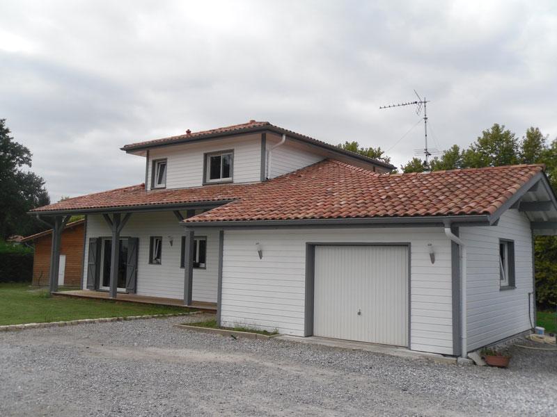 Labouyrie-maison-ossature-bois-Saint-Martin-de-Hinx